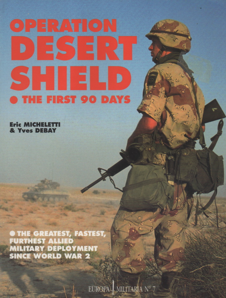 the military history in desert shield to desert storm a book by dilip hiro Are there similarities and differences between the federalists and shield to desert storm a book by dilip hiro similarities and differences between the.